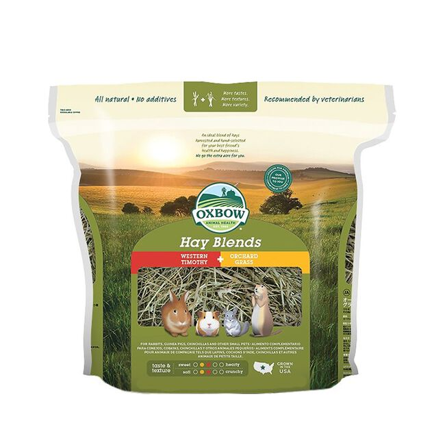 Oxbow Western Timothy Hay-40 oz image number null
