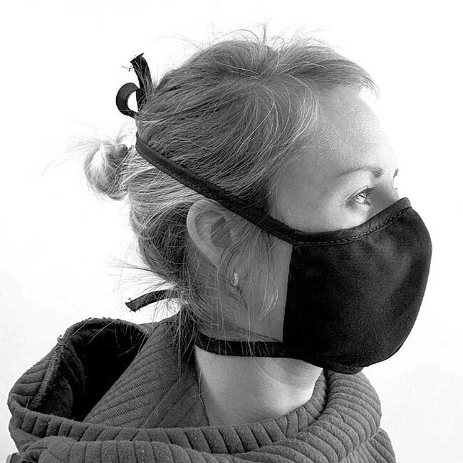 Donation EquiFit 3-Ply Face Mask image number null