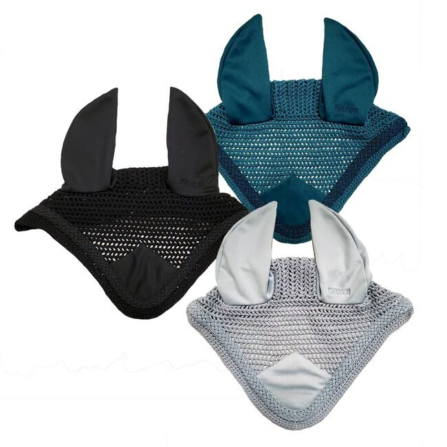 Eskadron Anti-Fly Bonnet with Braid Trim image number null