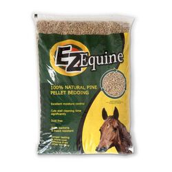 EZ Equine Pine Pelletized Animal Bedding 40 lb