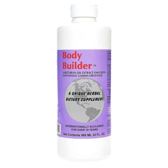 Body Builder Rice Bran Oil image number null