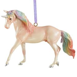 "Breyer ""Majesty"" 2019 Unicorn Ornament"