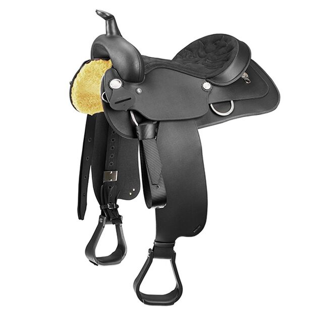 Wintec Western All Rounder Saddle image number null