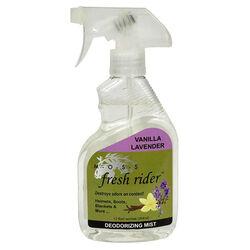 MOSS Naturals Fresh Rider Deodorizing Mist, Lavender/Vanilla