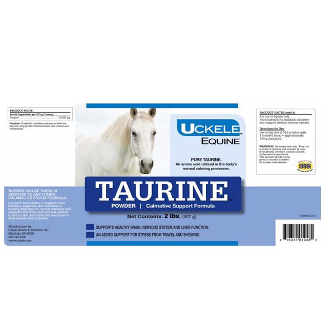 Uckele Taurine 2 lb image number null