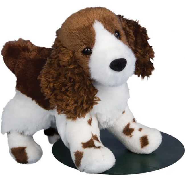 Douglas Flair Springer Spaniel Plush Toy image number null