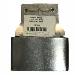 Aluminum Blevins Buckle