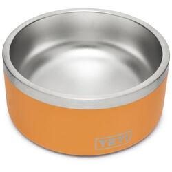 YETI Boomer 8 Dog Bowl - King Crab Orange