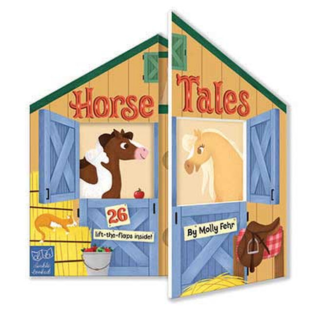 """Horse Tales: A """"Lift-The-Flap"""" Book image number null"""