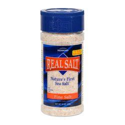 Redmond Human Grade Real Fine Salt 10 oz