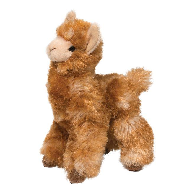 Douglas Lexi Llama Plush Toy image number null
