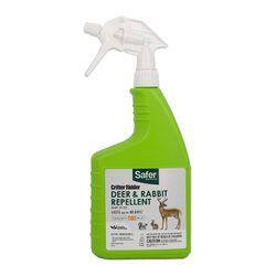 Safer Critter Ridder Animal Repellent Liquid for Deer, Rabbit and Squirrel 32 oz