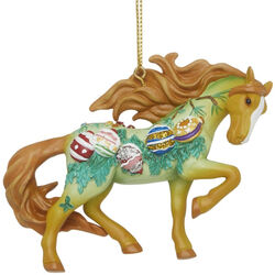 """Trail of Painted Ponies """"Vintage Christmas"""" Ornament"""