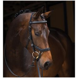 Horseware Rambo Micklem Competition Diamante Bridle