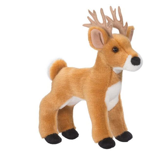 Douglas Swift White Tail Deer Plush Toy image number null