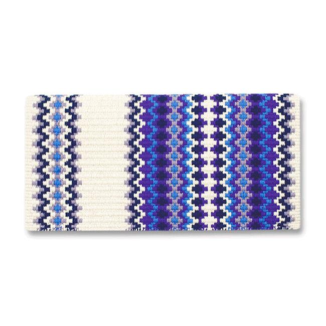 Mayatex Gemini Saddle Blanket - Evening Lilac image number null