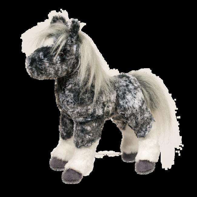 Douglas Majestic Gray Dapple Foal Plush Toy image number null
