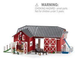 Schleich Large farm with Black Angus Kids' Toy