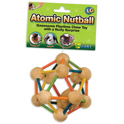 Atomic Nut Ball Small Animal Toy