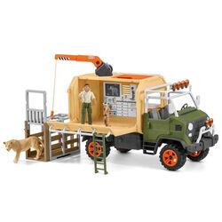 Schleich Animal Rescue Large Truck