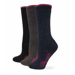 Wrangler Ladies Cushion Angora Boot Sock