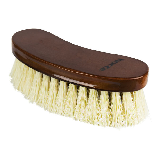 Horze Natural Hair Dust Brush image number null