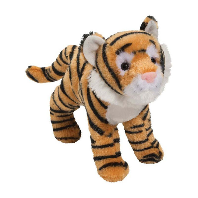 Douglas Lava Tiger Toy image number null