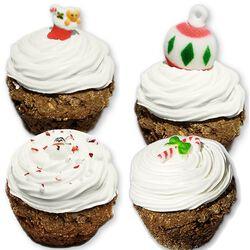 Equine Edibles Holiday Cupcakes Horse Treats