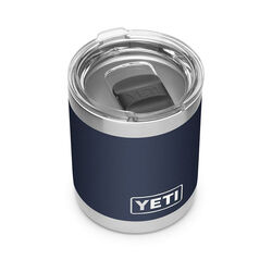 YETI Rambler 10 oz Lowball with Magslider Lid - Navy