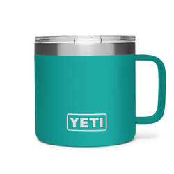 YETI Rambler Mug 14 oz - Aquifer Blue