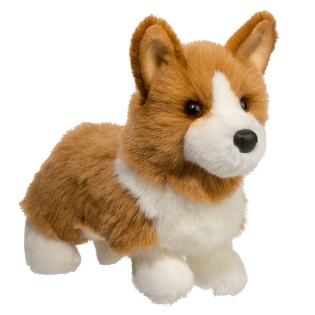 Douglas Louie Corgi Plush Toy image number null