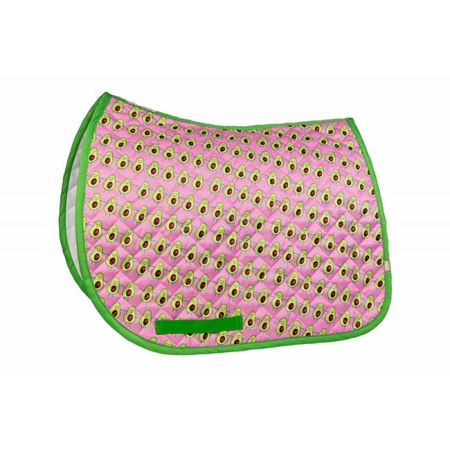 Union Hill Printed Baby Pads - Avocados image number null