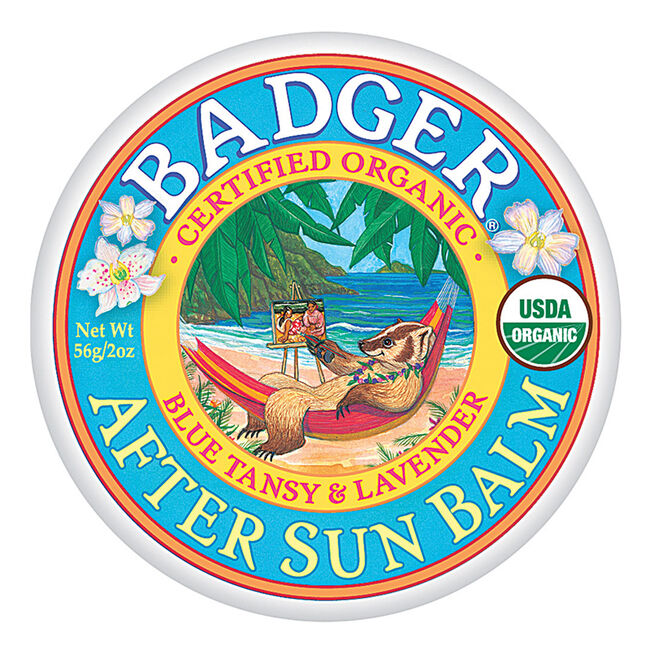Badger Organic After Sun Balm image number null