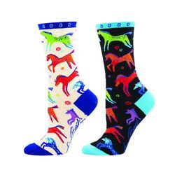 GT Reid Dancing Horses Sock