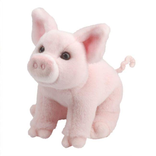 Douglas Betina Pink Pig Plush Toy image number null