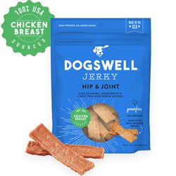 Dogswell Hip & Joint Chicken Jerky Dog Treats