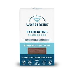 Wondercide Exfoliating Shampoo Bar for Dogs & Cats