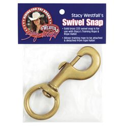 Stacy Westfall Swivel Snap