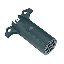 Hopkins 7 Round to 4 Flat Trailer Adapter
