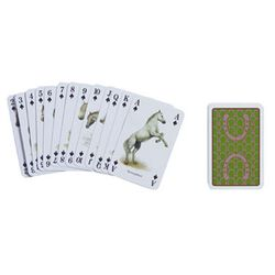 GT Reid Horses Of The World Playing Cards