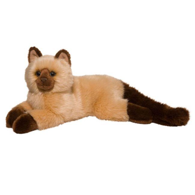 Douglas Sebastian Himalayan Cat Plush Toy image number null