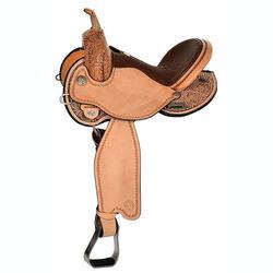 Circle Y Kelly Kaminski Swift Flex 2 Barrel Saddle