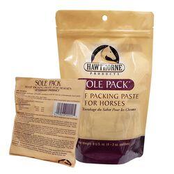 Hawthorne Sole Pack Medicated Hoof Packing Paddies