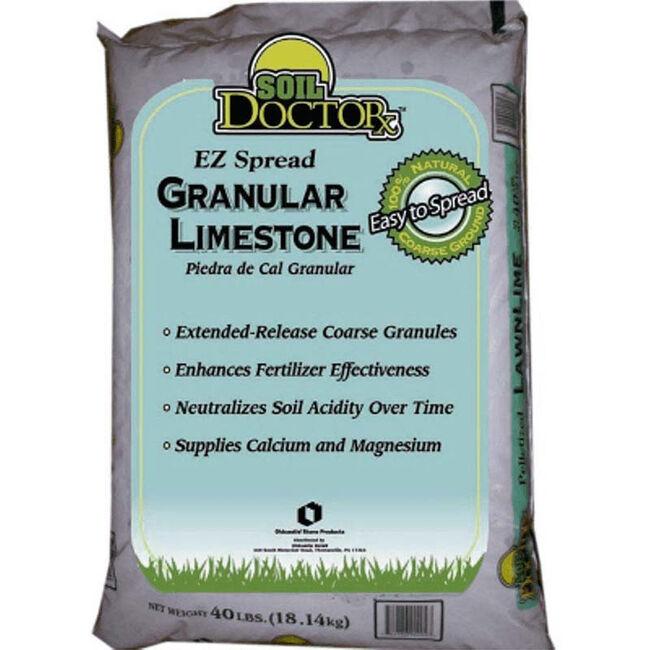 Soil Doctor 40 Lb. Granular Limestone image number null