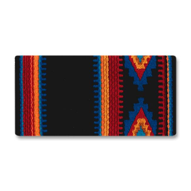 Mayatex Firecracker Saddle Blanket - Tibetan Red image number null