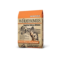 Sportmix Wholesomes Cat Food
