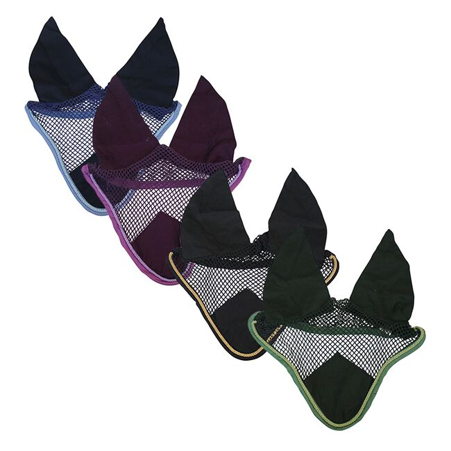 Lami-Cell Cotton Mesh Fly Veil image number null
