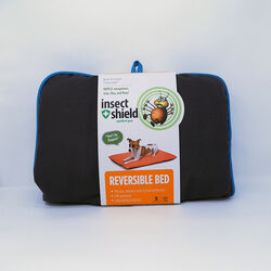 Insect Shield Reversible Pet Bed