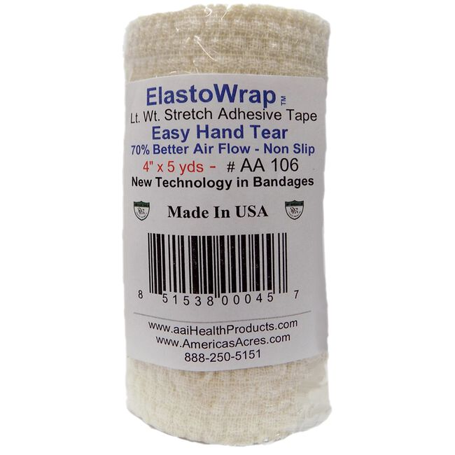 ElastoWrap Lightweight Stretch Adhesive Tape image number null