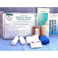 Wound & Trauma Bandage Pack